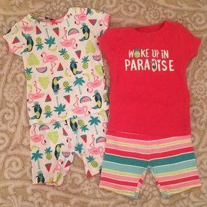 Carter 18 month pajamas (2)